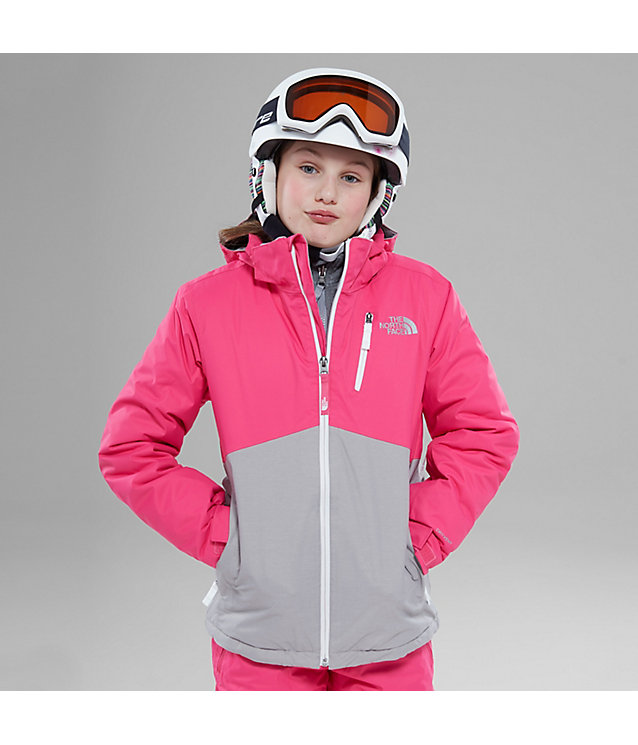 Youth Snowquest Plus Jacket | The North Face