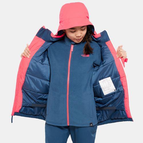 Youth Snowquest Plus Jacket-