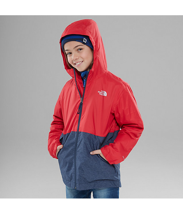 Veste Warm Storm pour garçon | The North Face