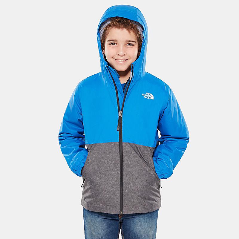 Boy's Warm Storm Jacket-