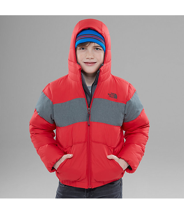 Veste à capuche en duvet Moondoggy 2.0 pour garçon | The North Face