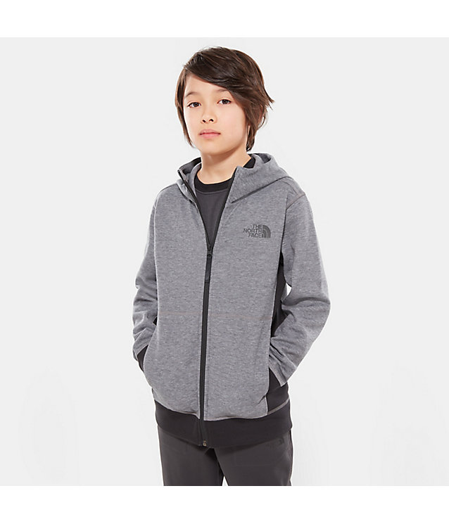 Boy's Mountain Slacker Hoodie | The North Face