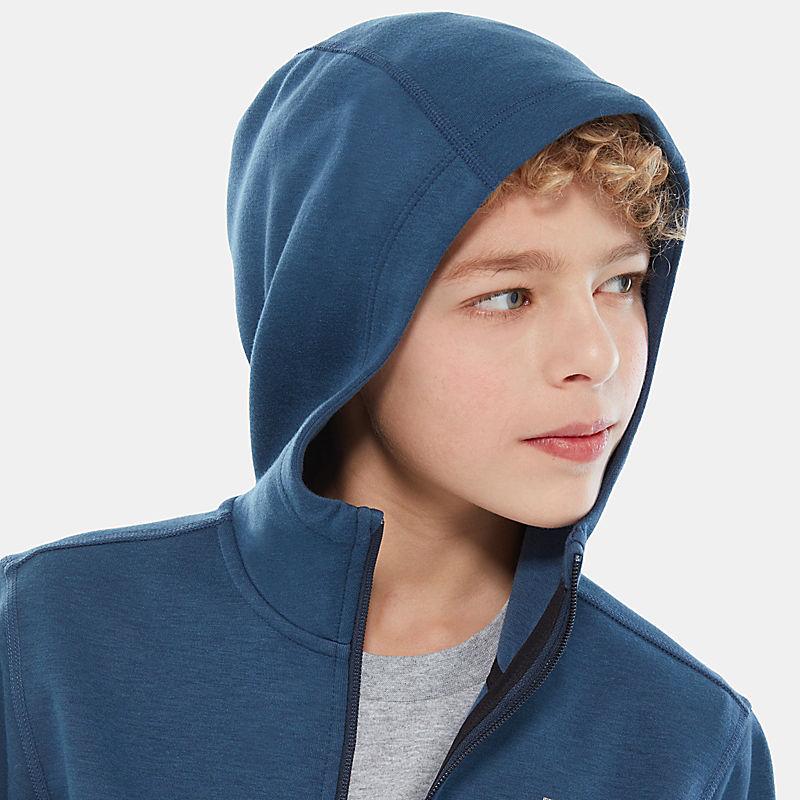 Mountain Slacker-hoody voor jongens-