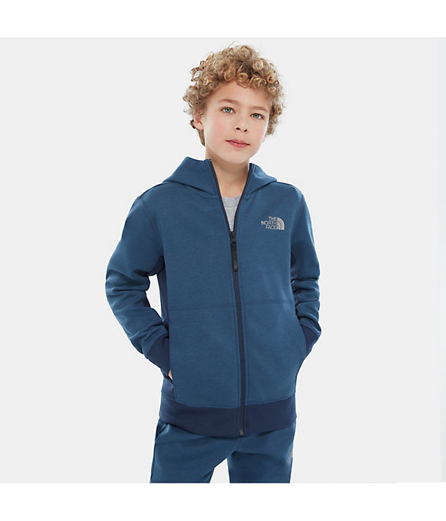 Felpa con cappuccio Bambino Mountain Slacker | The North Face