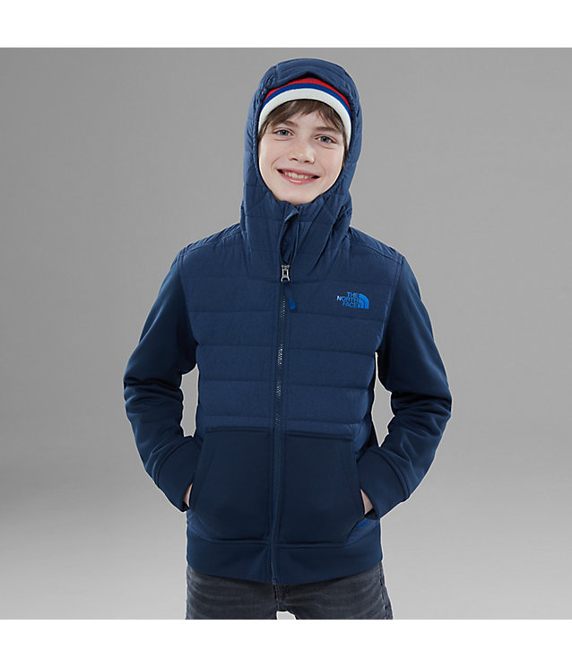 Boy's Mitteleggi Down Hoodie | The North Face