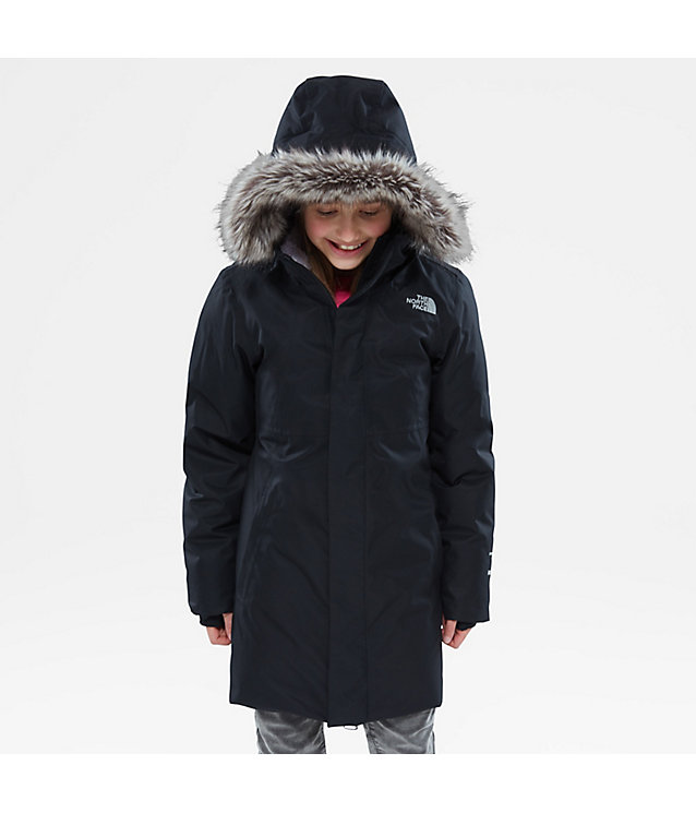 Girl's Arctic Swirl Down Jacket | The North Face