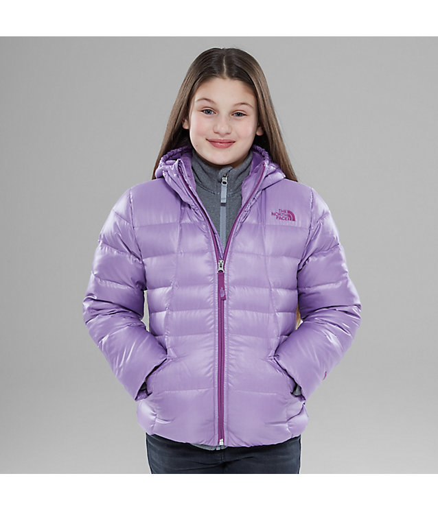 Girl's Moondoggy 2.0 Down Hoodie | The North Face