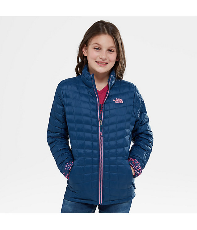 Girl's ThermoBall™ Full Zip Jacket | The North Face