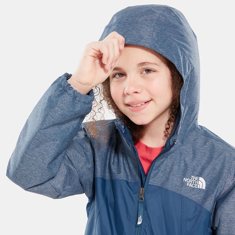 Girl's Warm Storm Jacket-