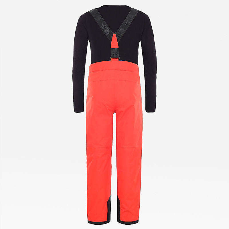 Youth Snowquest Suspender Plus Ski Pants-