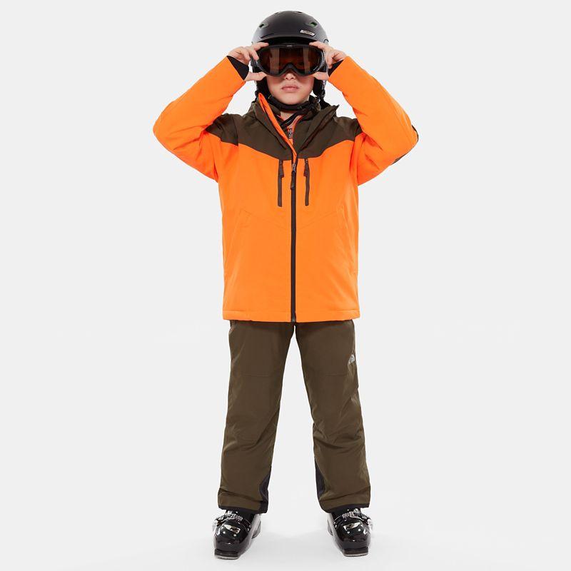 Youth Snowquest Suspender Plus Hose-