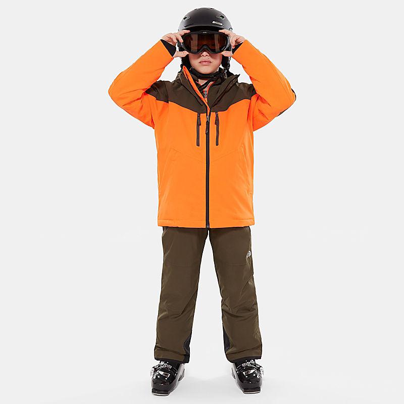 Pantalón infantil con tirantes Snowquest-