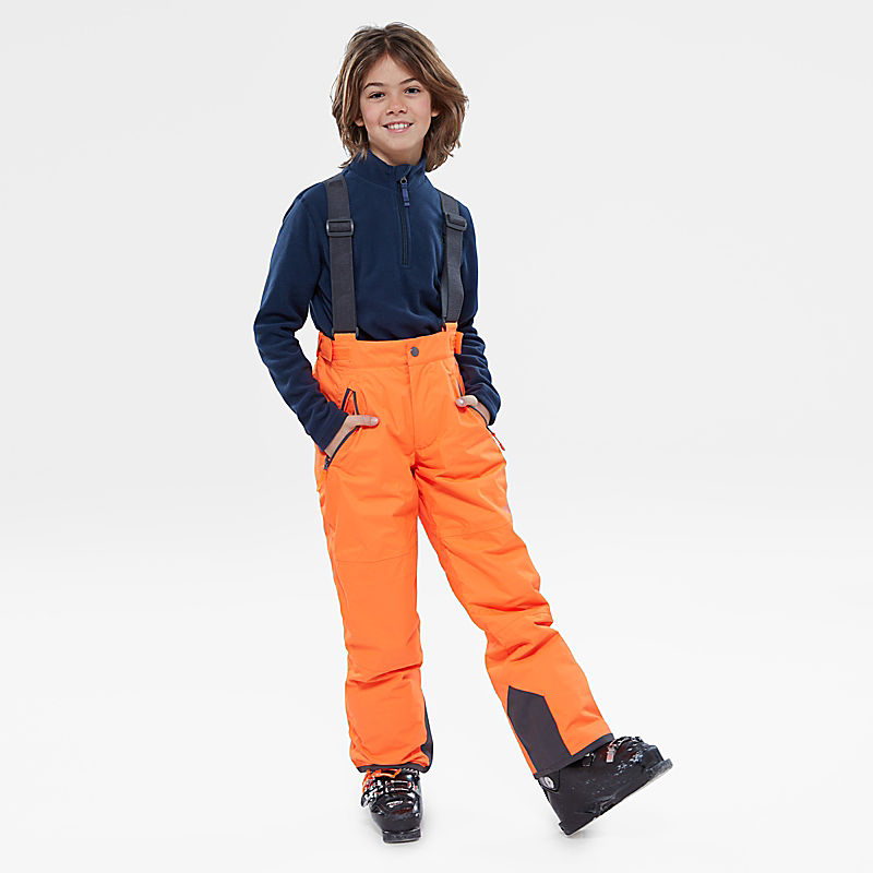 Youth Snowquest Suspender Plus Trousers-