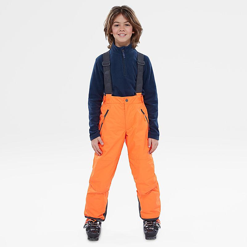 Youth Snowquest Suspender Plus Trousers-