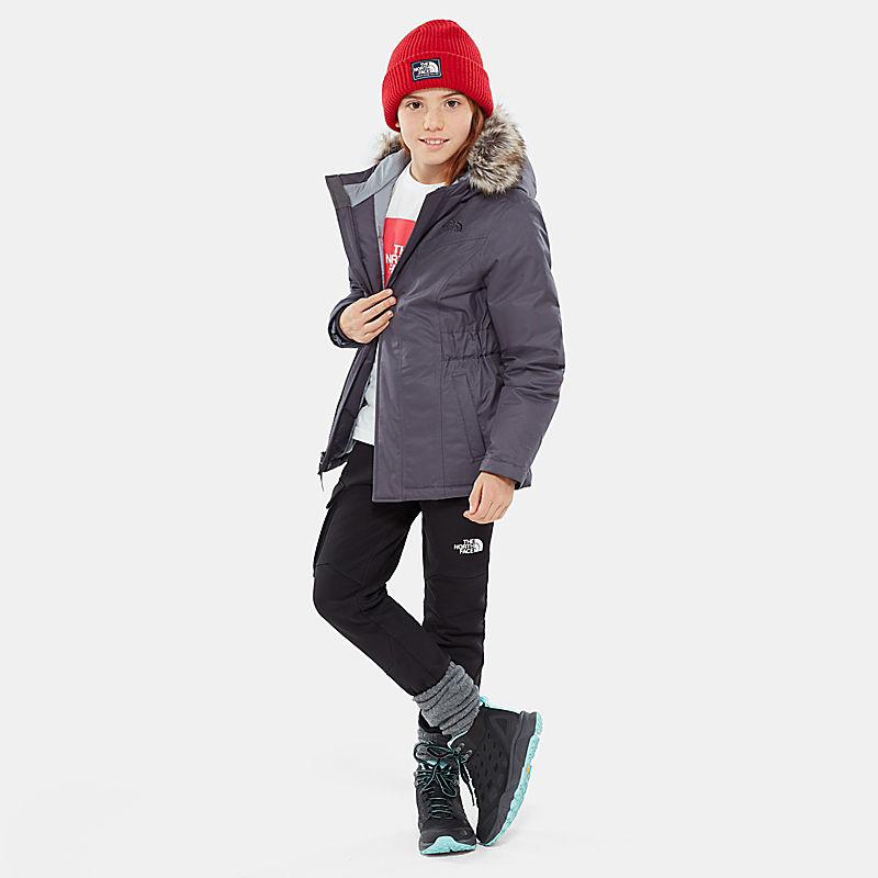 Girl's Greenland Down Parka-