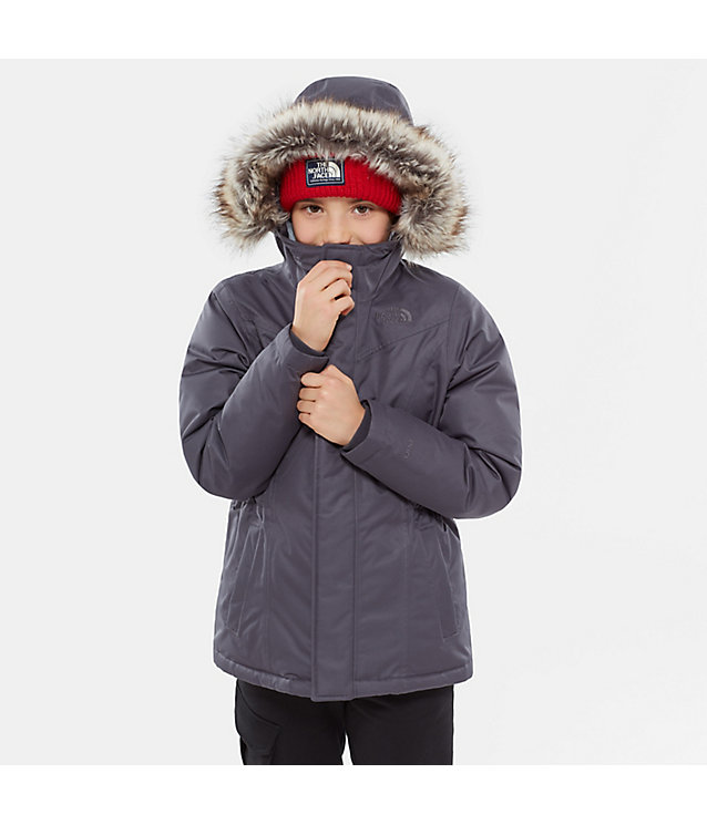 Parka en duvet Greenland pour fille | The North Face