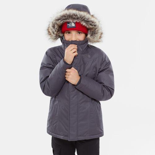 Greenland-donsparka voor meisjes-
