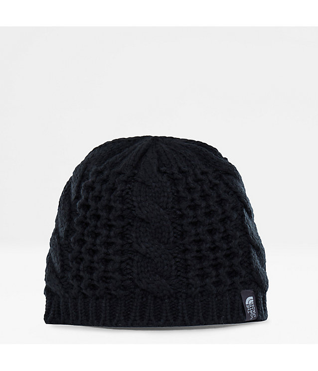 Minna-beanie met kabelpatroon | The North Face