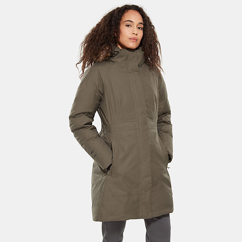 The Arctic North Ii Parka Face Mujer Para qT4TIw