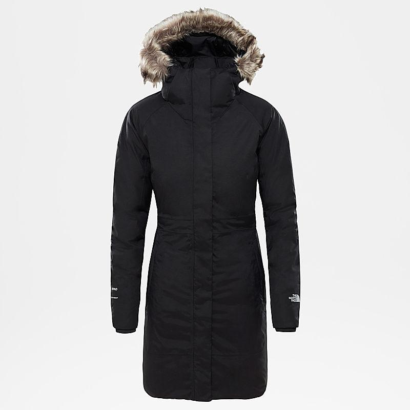 Arctic II-donsparka voor dames-