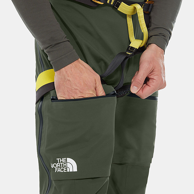 Salopette con zip integrale Uomo Summit L5 FUTURELIGHT™-