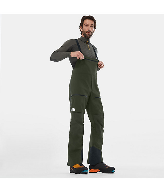 Men's Summit L5 FUTURELIGHT™ Full-Zip Bibs | The North Face
