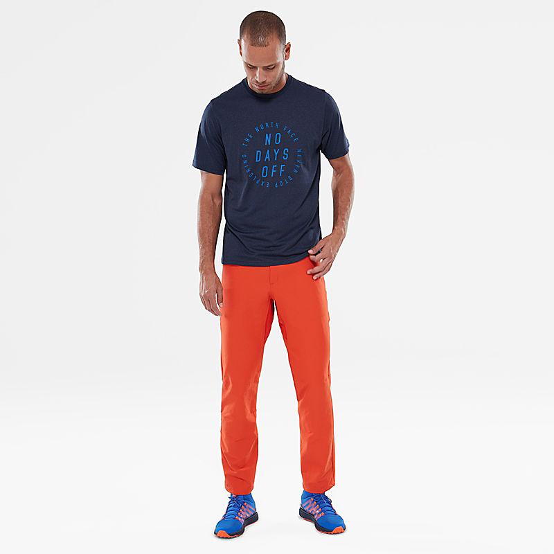 Pantalon Beyond the Wall Rock-