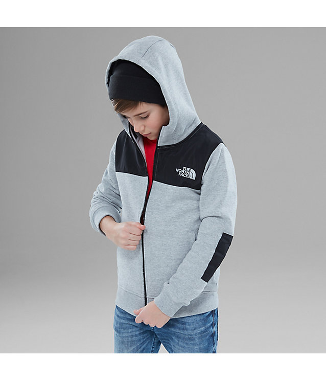 Youth Mountain Heritage Hoodie | The North Face