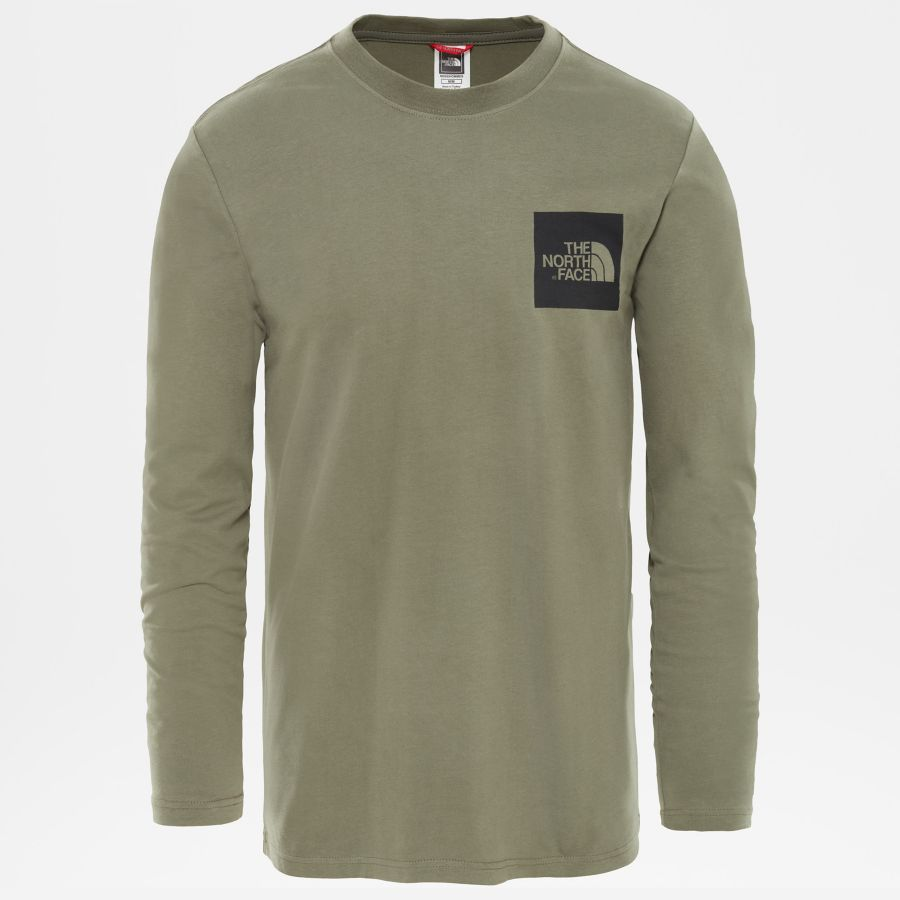 98e100e6a Men's Fine Long-Sleeve T-Shirt