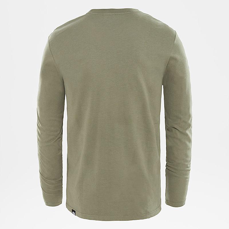 T-shirt Fine à manches longues-