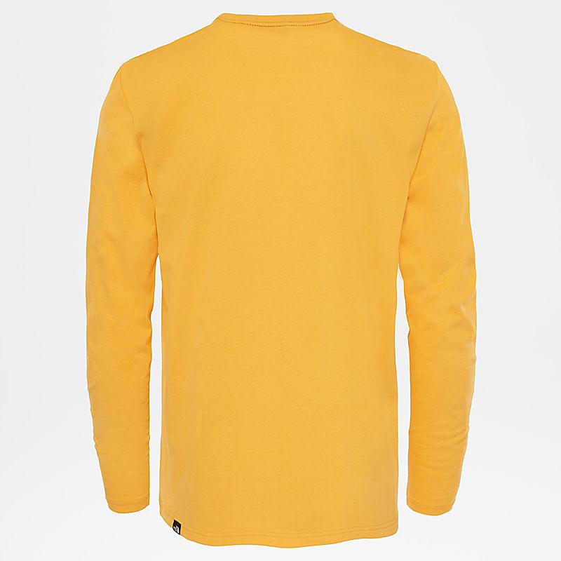 Long-Sleeve Fine T-Shirt-