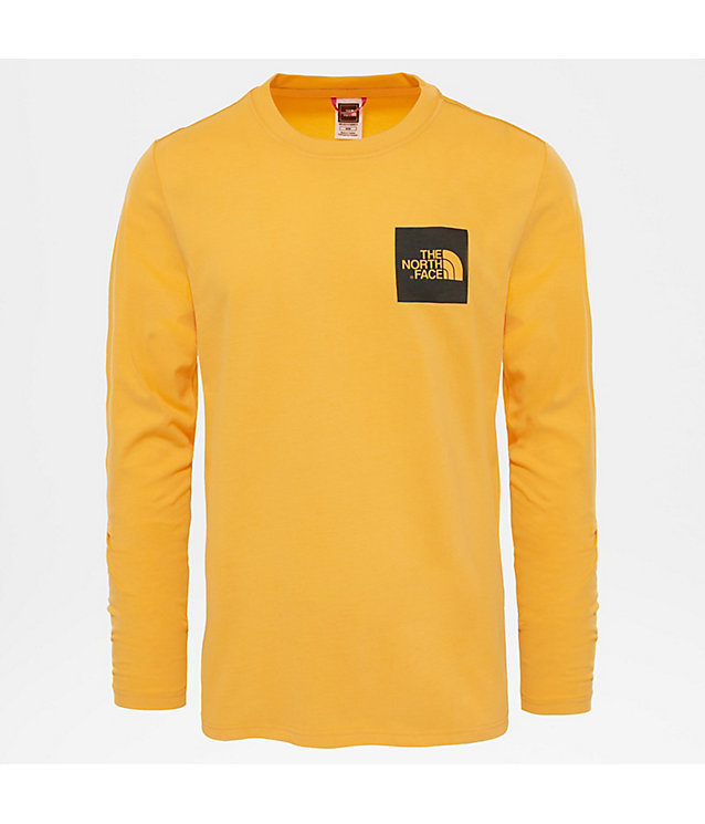 Long-Sleeve Fine T-Shirt | The North Face