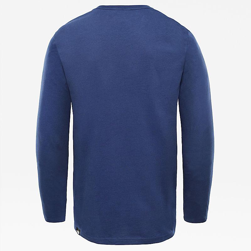 Camiseta de manga larga Fine para hombre-
