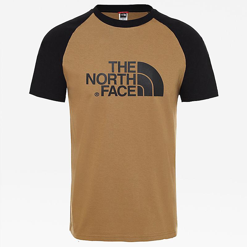 abe26bd6b Men's Raglan Easy T-Shirt