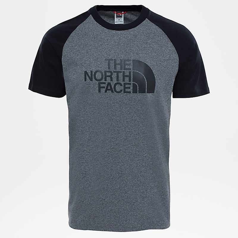 T-shirt a maniche raglan Uomo Easy-