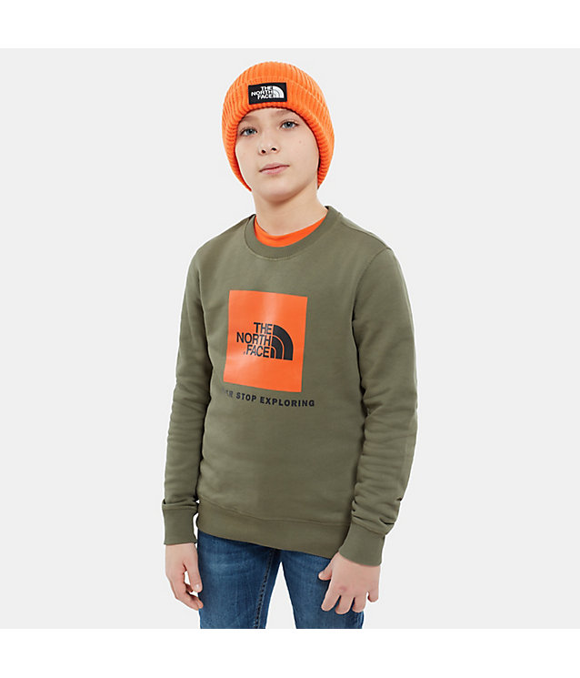 Youth Box Drew Peak Crew | The North Face