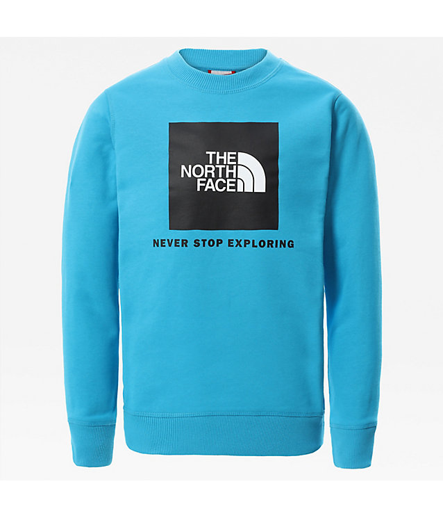 Youth Box Drew Peak Pullover | The North Face