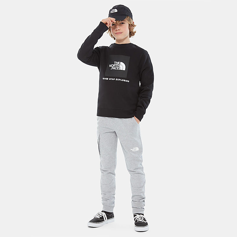 Youth Box Drew Peak Pullover-