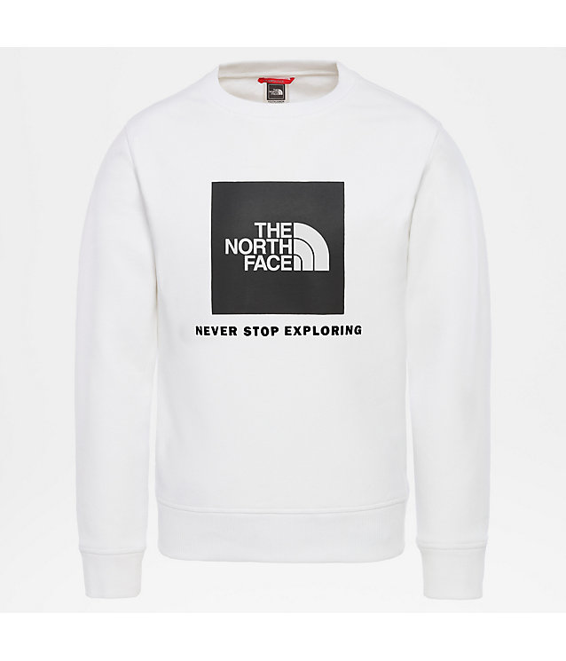 Box Drew Peak-pullover voor jongeren | The North Face