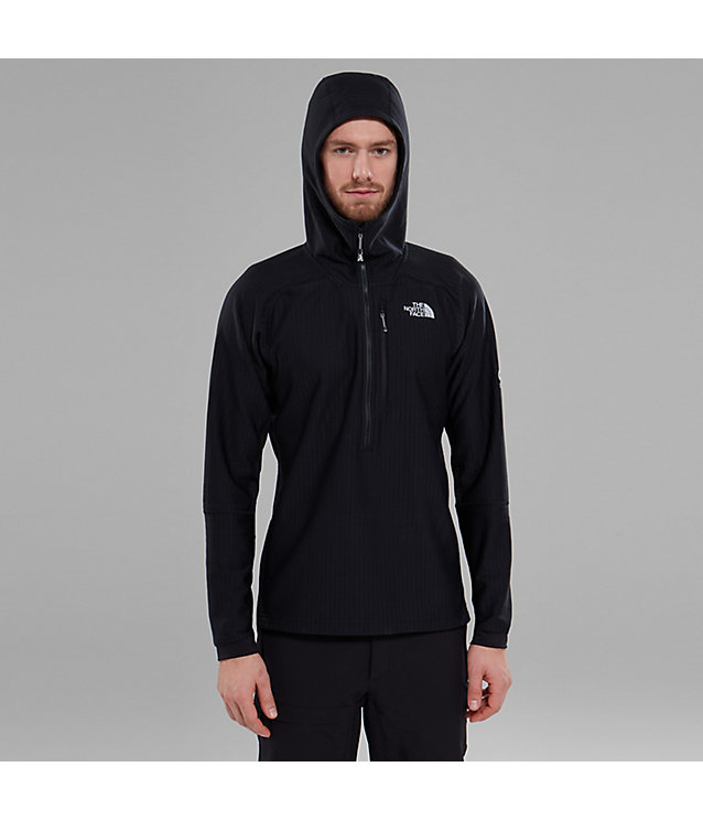 Summit L2 FuseForm™ Fleece 1/2 Zip Hoodie | The North Face