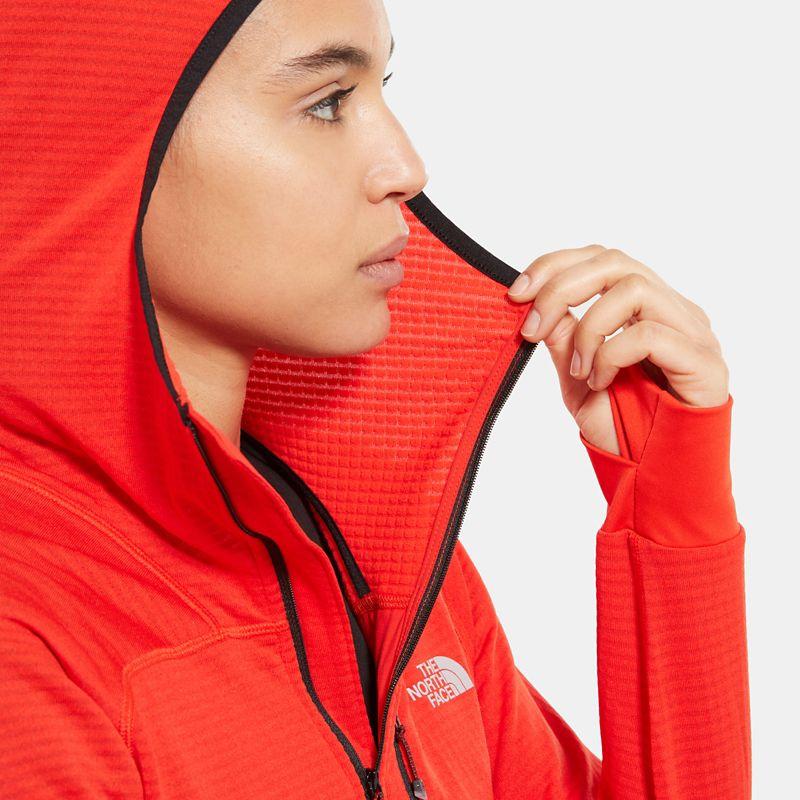 Summit Series L2 Proprius Grid Fleece Hoodie-