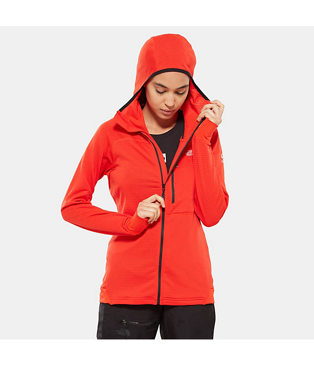 Summit Series L2 Proprius Grid Fleece Hoodie | The North Face