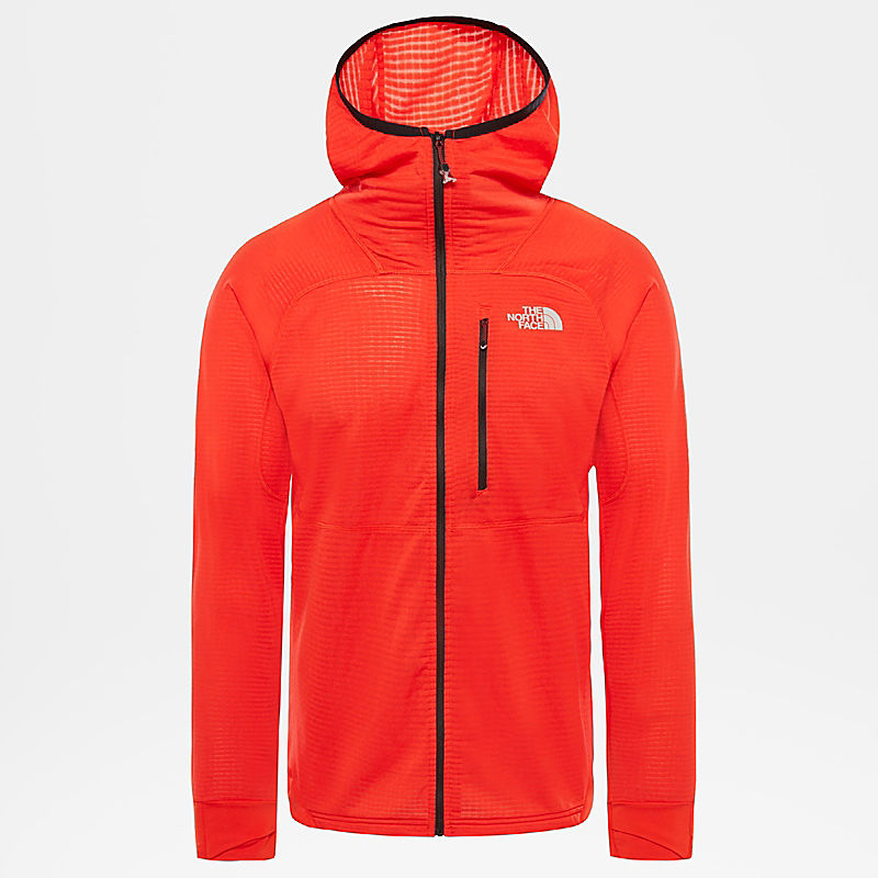 Summit Series L2 Proprius Grid Fleece Hoodie-