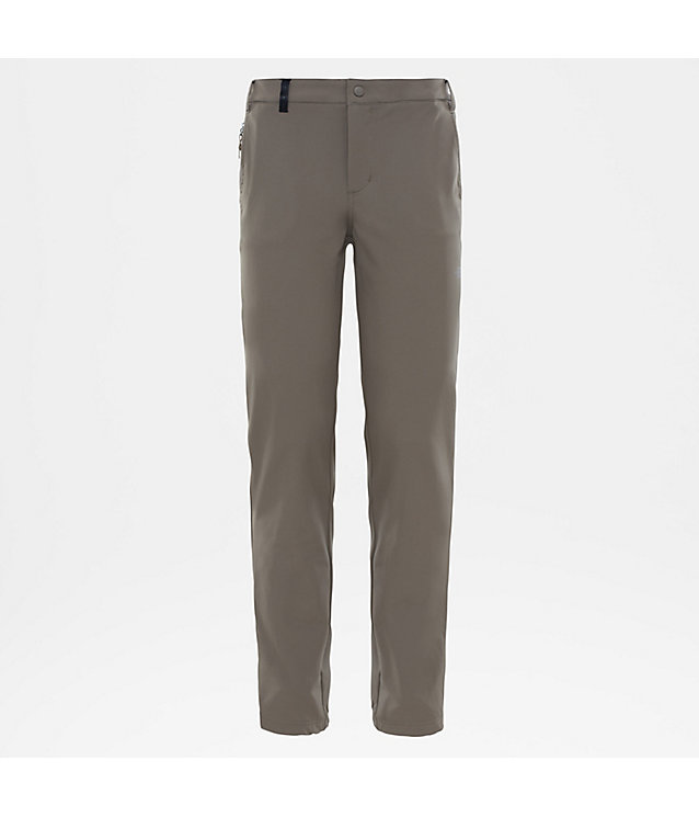 Tanken Softshell Trousers (Slim) | The North Face