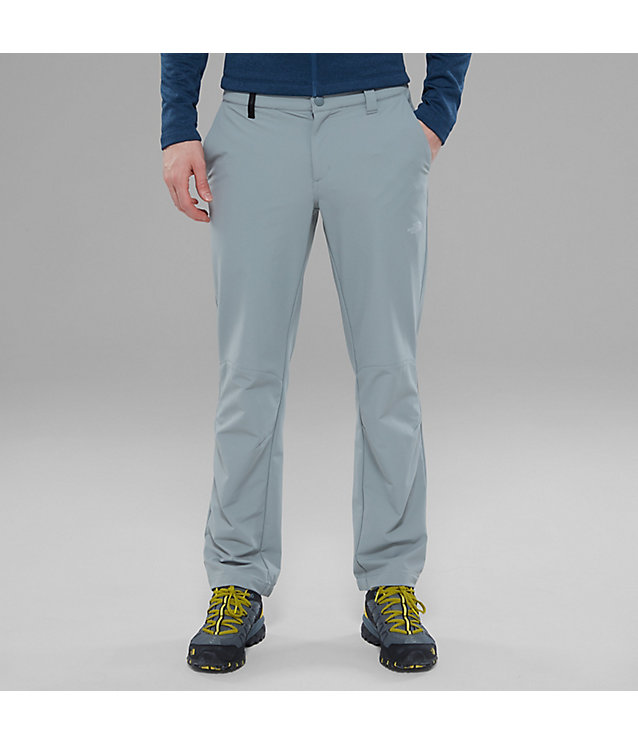 Tanken Softshell Trousers (Regular Fit) | The North Face