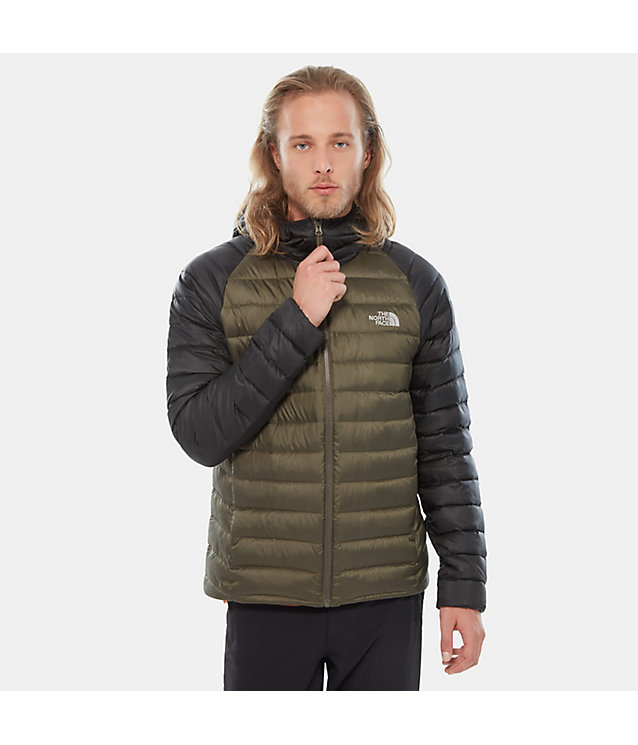 HERREN TREVAIL DAUNENJACKE MIT KAPUZE | The North Face