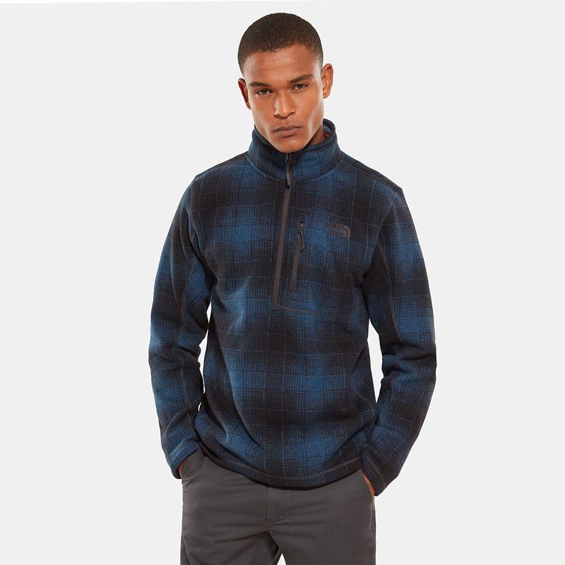 Men's Novelty Gordon Lyons 1/4 Zip Fleece-