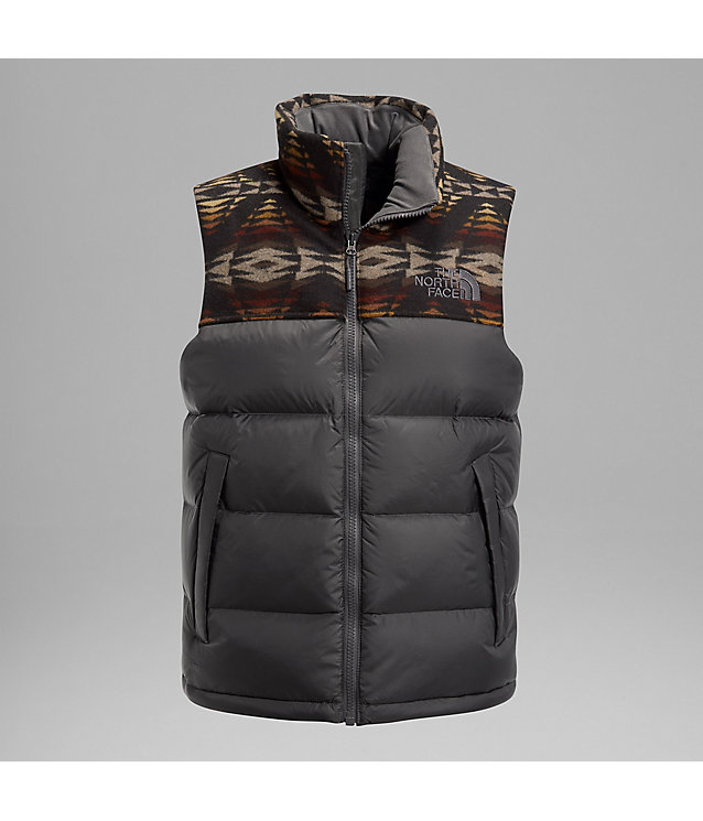 Pendleton Nuptse Weste | The North Face