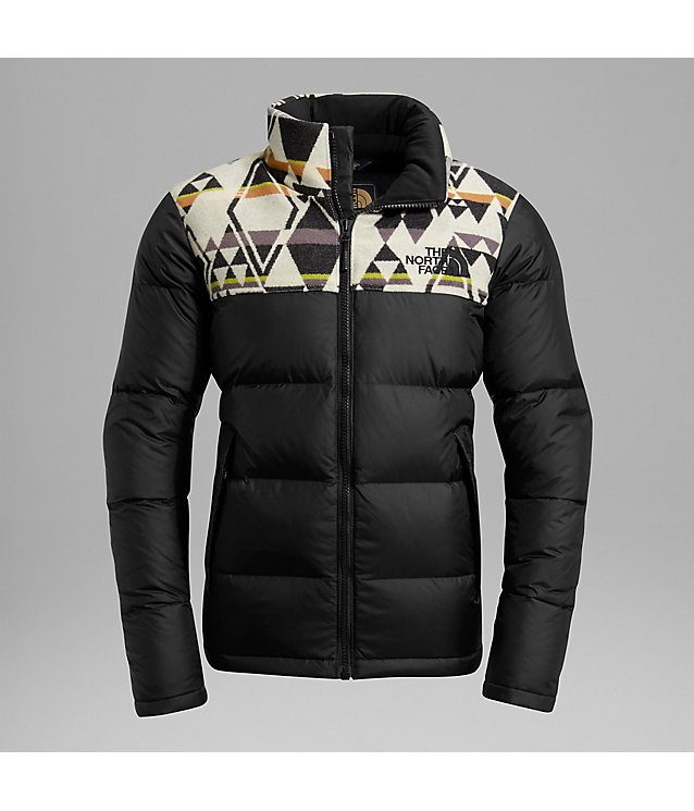 Pendleton Nuptse Jacke | The North Face