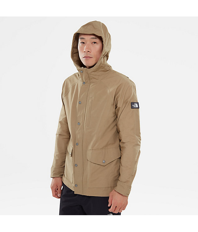 Utility-Jacke aus gewachstem Canvas | The North Face